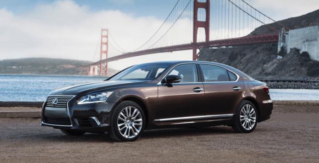 Lexus LS 600h, Gama y Precios