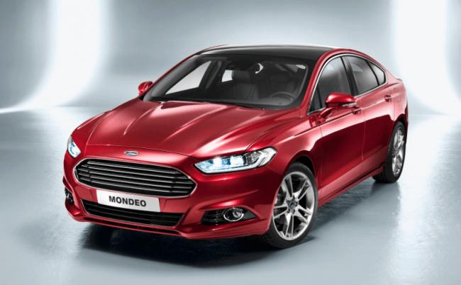 Ford anuncia que la próxima generación de Mondeo, S-MAX y Galaxy se producirán en Almussafes
