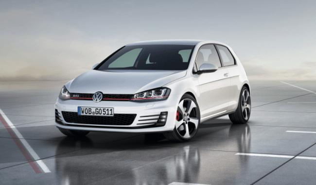 La séptima generación del Golf se presenta en el Salón del Automóvil de París