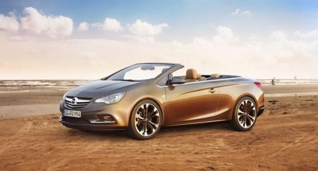 Nueva gama Opel Cabrio 2016: Menos versiones para este elegante descapotable