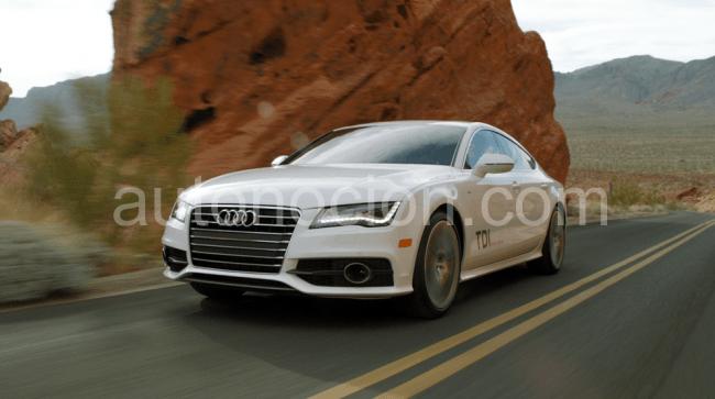 Ofensiva TDI de Audi en el Salón de los Ángeles