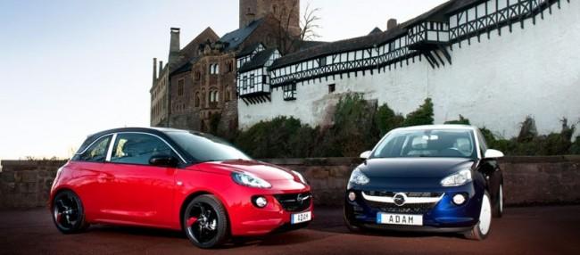 La producción del Opel ADAM arranca con más de 16.000 pedidos