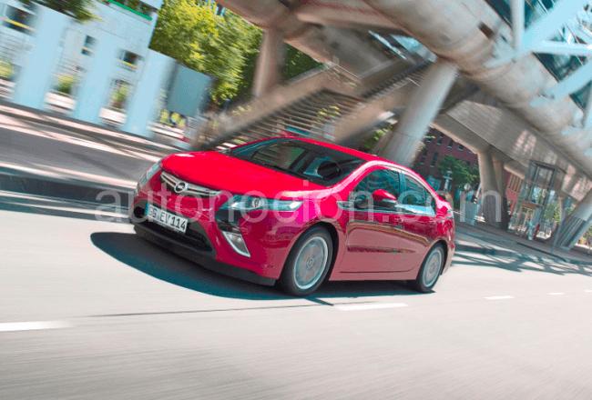 El Opel Ampera ya es el turismo eléctrico más vendido de Europa