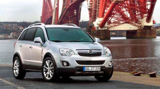 Opel mejora el Antara con un equipamiento superior