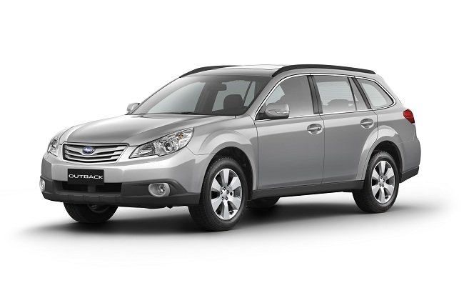 Subaru Outback Bi-Fuel, disponible en España