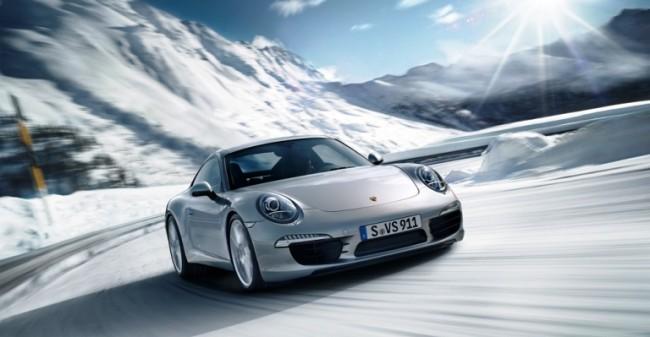 Porsche Driving Experience: Vacaciones de invierno con el nuevo Porsche 911