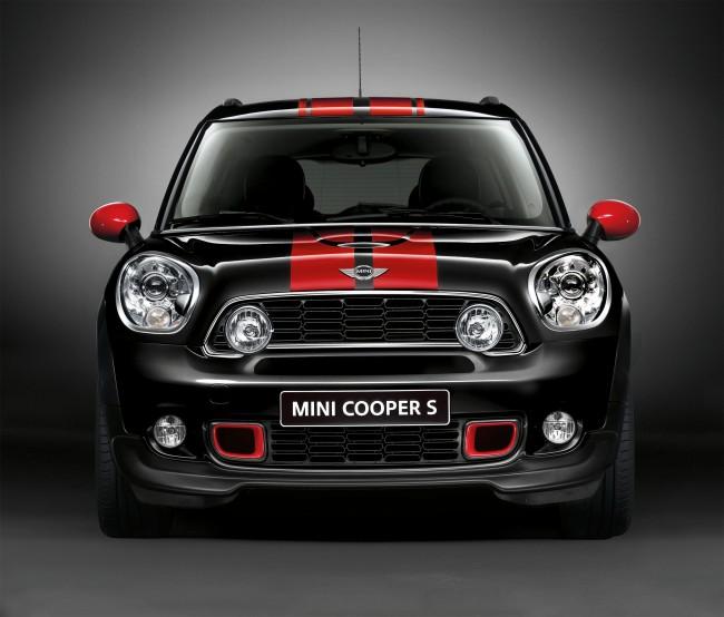 Kit de potencia John Cooper Works para el Mini Cooper S