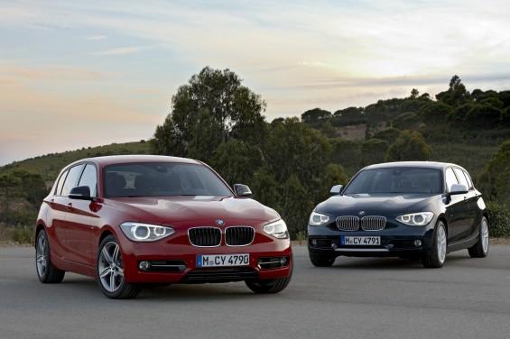 Más detalles sobre la nueva serie 1 de BMW