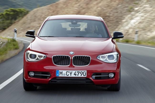 Precios y equipamiento del Nuevo BMW Serie 1