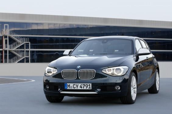 BMW serie 1: la segunda generación ya esta aquí