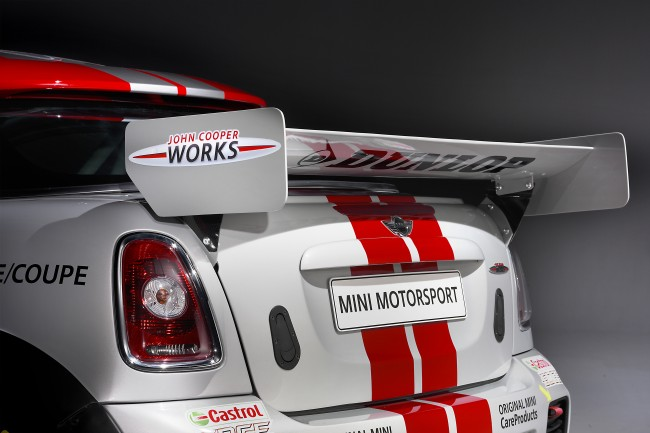 El duro Mini John Cooper Works Coupé Endurance