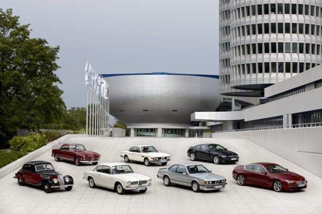 La evolución del BMW Serie 6 Coupé
