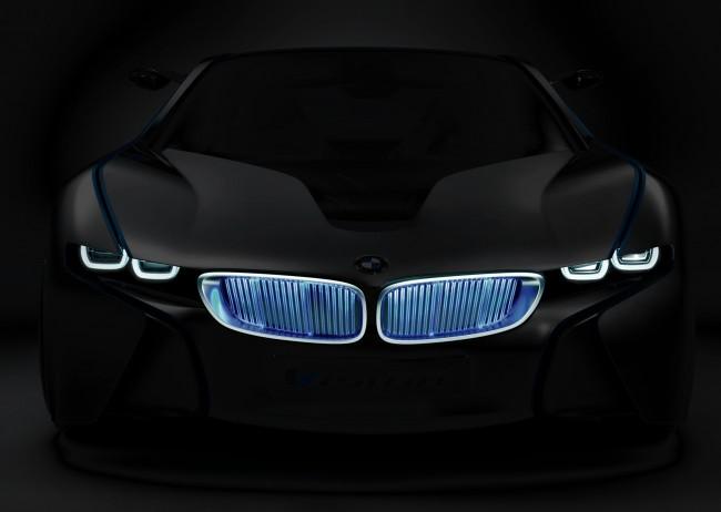 La misión del BMW i8