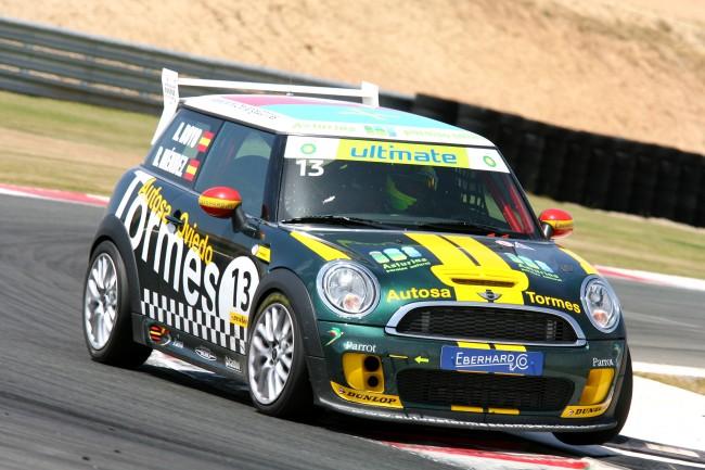 La Mini Challenge en el Circuito de Navarra