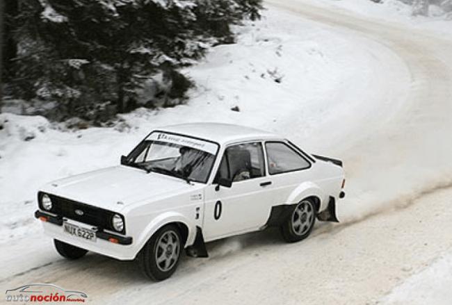 El ex campeón del mundo de rallyes Petter Solberg vuelve a la competición en Suecia