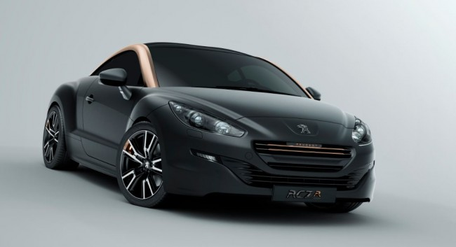 Peugeot cierra el 2012 líder en el mercado