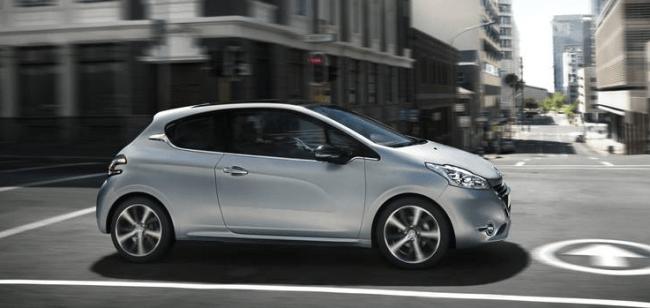 Peugeot nos conciencia sobre los neumáticos de invierno