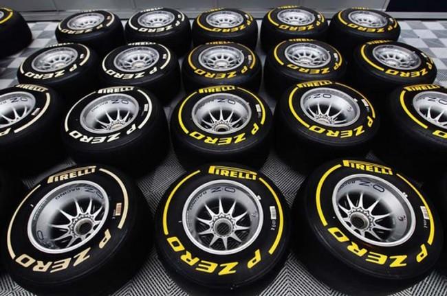 Pirelli suministrará neumáticos para la Fórmula 1 hasta 2018