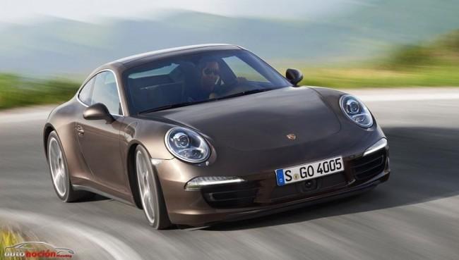 Otro premio para el Porsche 911