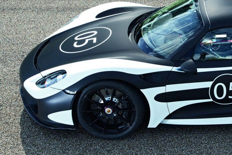 Porsche anuncia las especificaciones del 918 Spyder: 770cv y 3l/100km