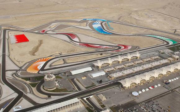 Previa GP de Bahrein