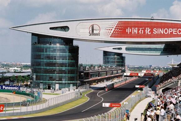 Entrenamientos Libres del GP China de Fórmula 1