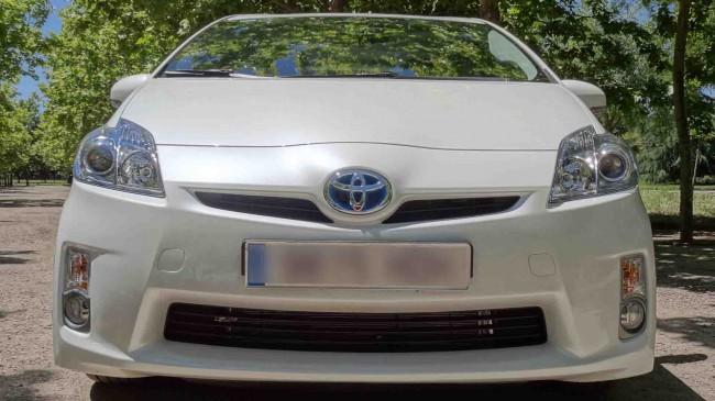 Prueba Toyota Prius (Parte II)