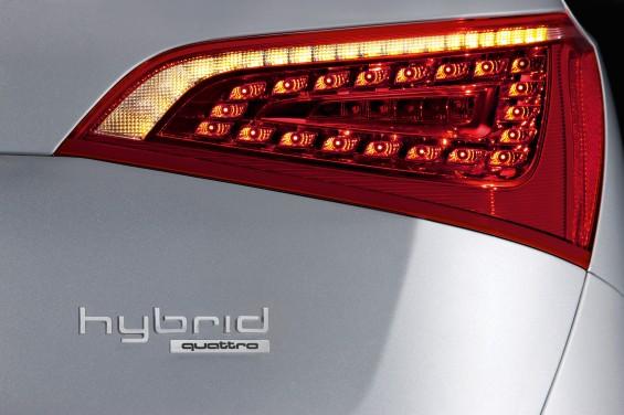 Audi Q5 hybrid: eficiencia para finales de año