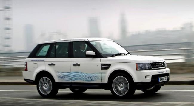Land Rover desarrolla el primer SUV híbrido diesel