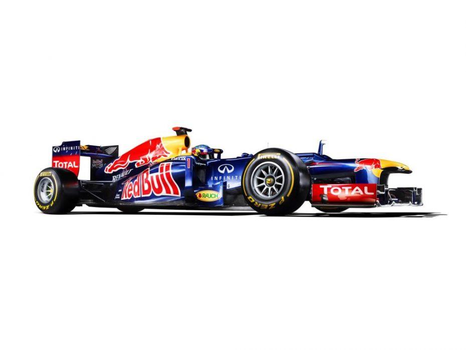 Red Bull presenta el nuevo rival a batir