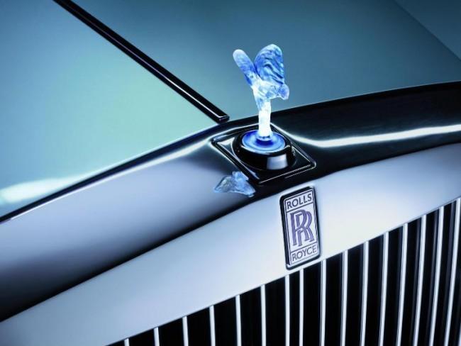 Rolls Royce anuncia un año record de ventas