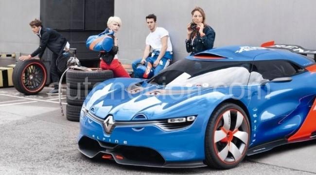 Renault Alpine: El rival francés del Porsche Boxter