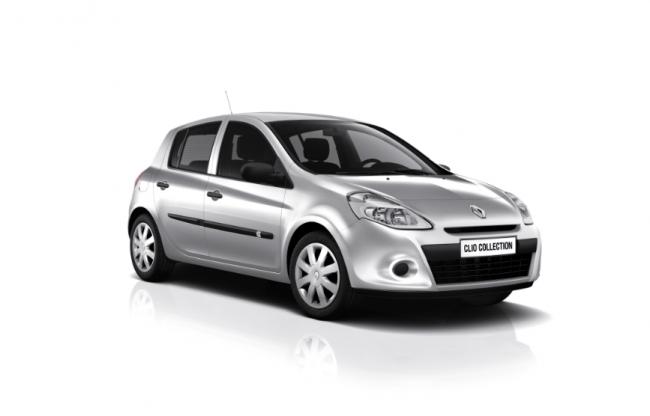 El Renault Clio III  mantiene su comercialización en España