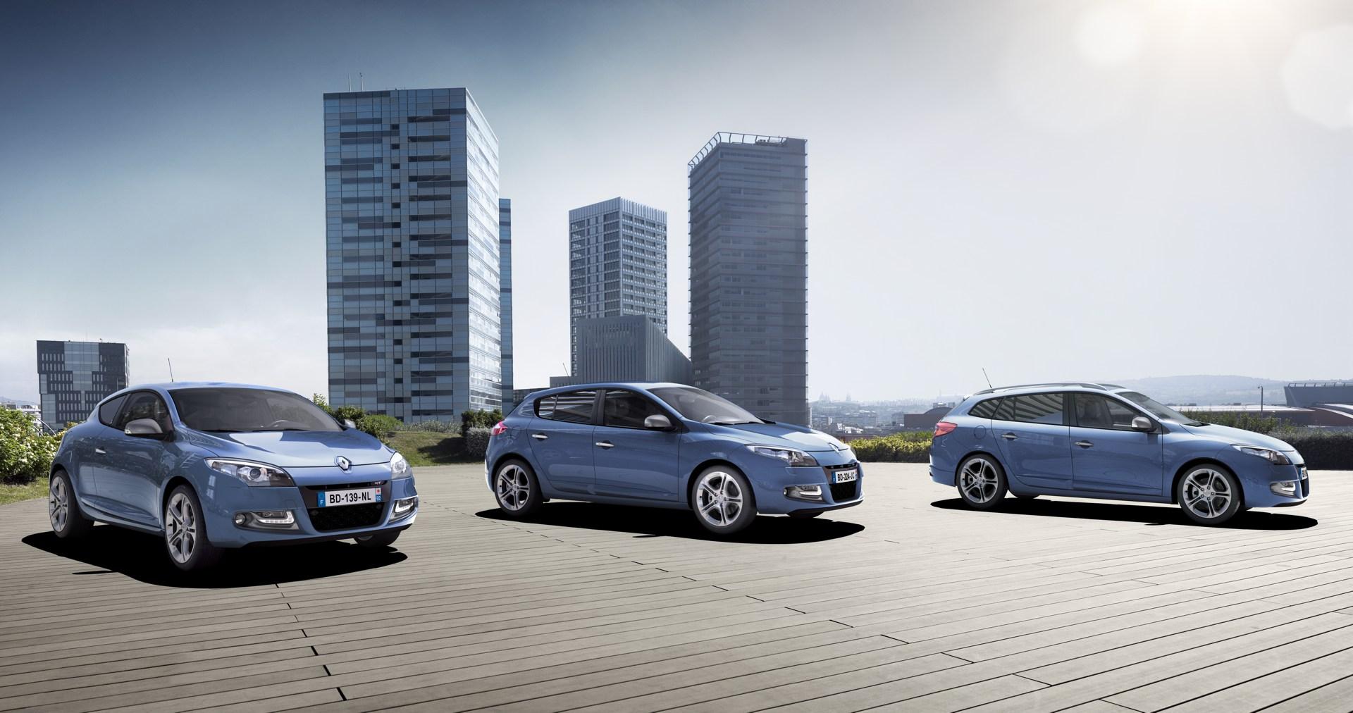 Llega el Renault Megane 2012