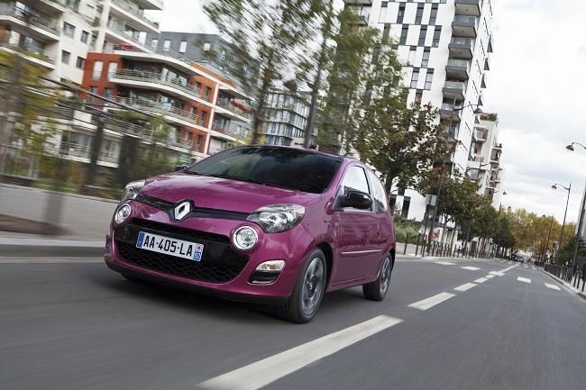 Precios y motores del Renault Twingo