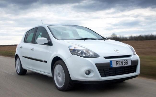 Renault Clio «Eco» 3,4 litros a los 100Km