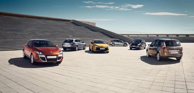 Renault, líder de ventas en España en 2011