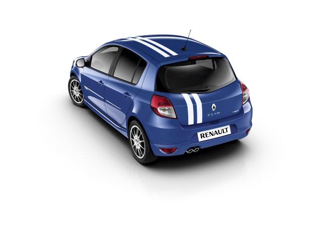 Renault y Gordini se vuelven a ver en el Clio