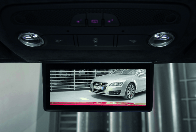 El Retrovisor Digital de Audi