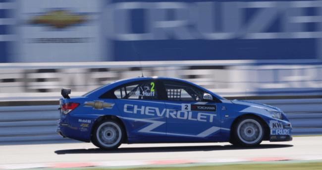 Chevrolet termina el fin de semana con dos dobletes en Shanghái