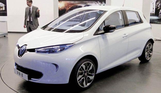 El filtra el definitivo Renault Zoe