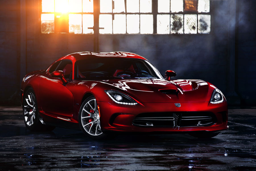 Nuevo Dodge Viper SRT 2013, otra dimensión