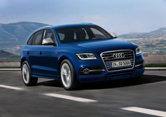 Audi inicia la comercialización del nuevo Audi SQ5 TDI