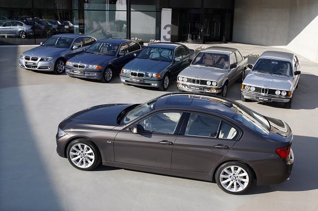 BMW Serie 3: seis generaciones y mucha guerra por dar