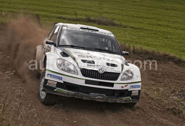 Skoda Motorsport competirá en WRC-2 en 2013