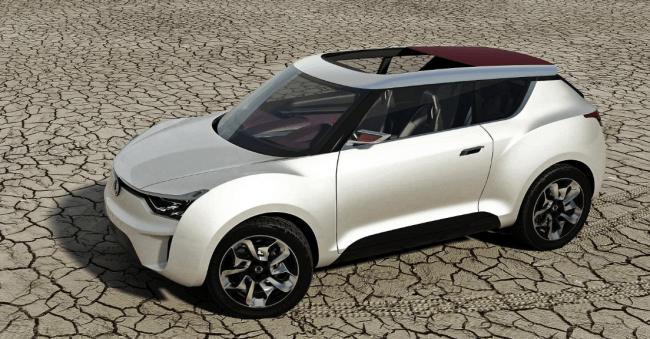 SsangYong XIV-2: Ahora la variante cabrio