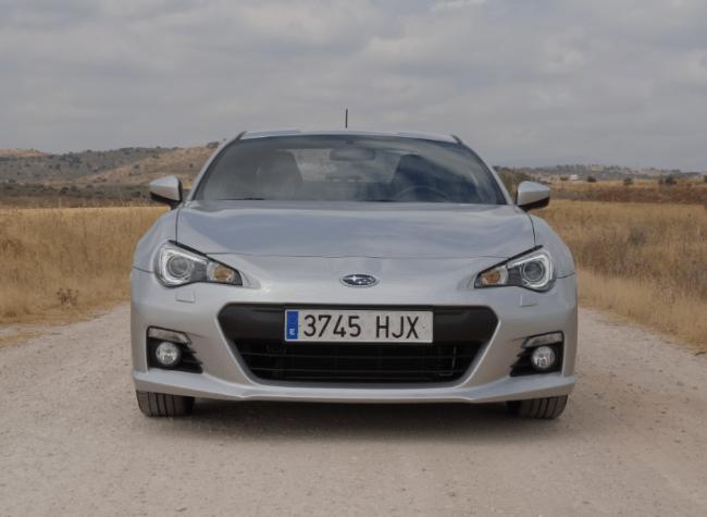 Prueba del BRZ: El juguetón deportivo de Subaru (Parte I)