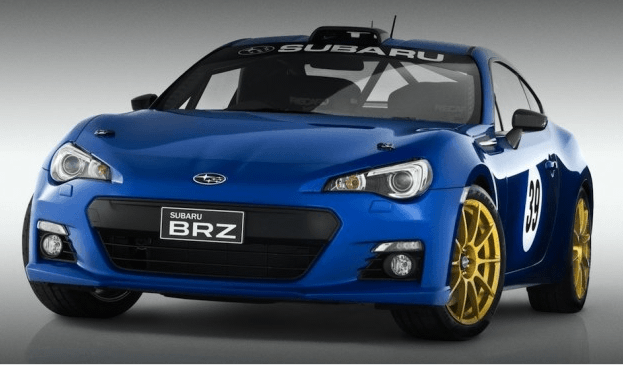 Subaru y PBMS transforman al BRZ
