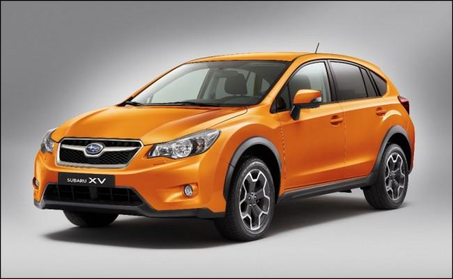 El XV de Subaru tiene previsto su lanzamiento para principios de 2012