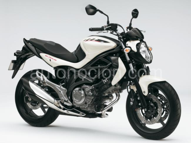Suzuki Gladius desde 175 euros al mes